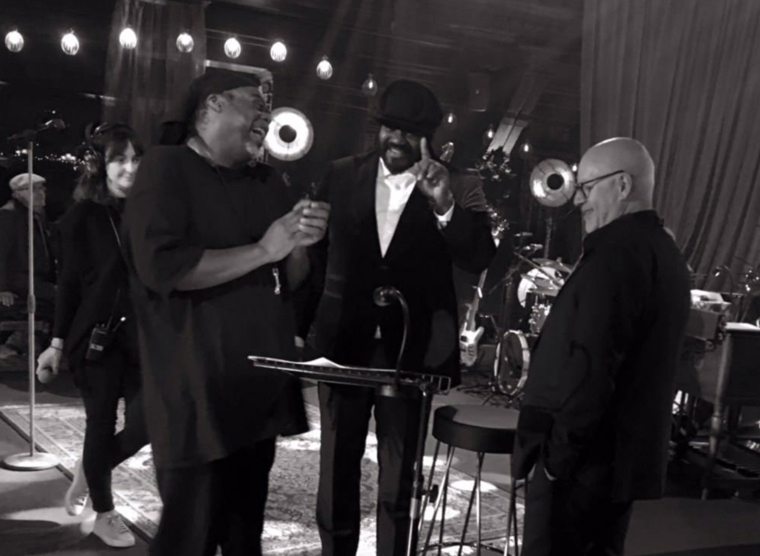 Merry Christmas Baby – With Gregory Porter & Friends